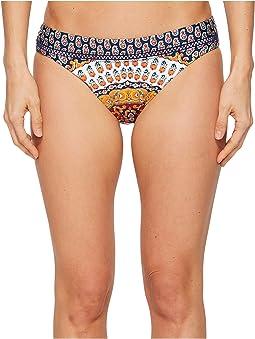 Nanette Lepore - Super Fly Paisley Charmer Hipster Bikini Bottom