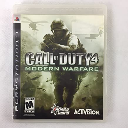 Jogo PS3 Call of Duty 4 Modern Warfare - Activision