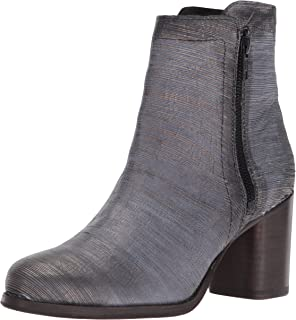 : Silver Women's Ankle Boots & Booties