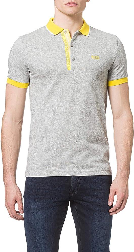Hugo boss ,polo,maglietta per uomo,100 % cotone 50451249