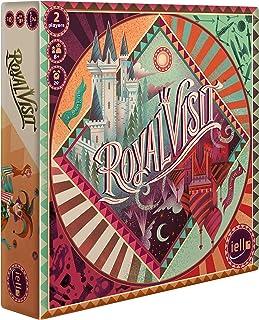 Royal Visit Board Game