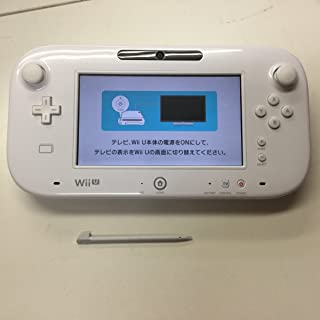 Wii U Game Pad Shiro