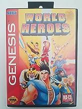 World Heroes - Sega Genesis