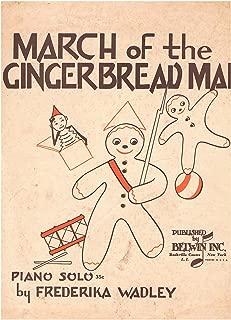 Best gingerbread man piano Reviews