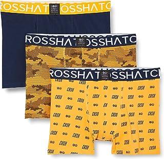 Crosshatch Men's Camogo Boxer Shorts (Pack of 3)