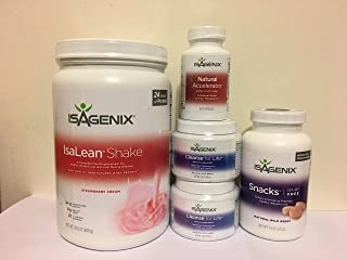 Isagenix 9 Day Deep Fat Burning and Cleanse System
