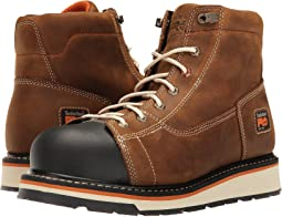 "Gridworks 6"" Soft Toe Boot"