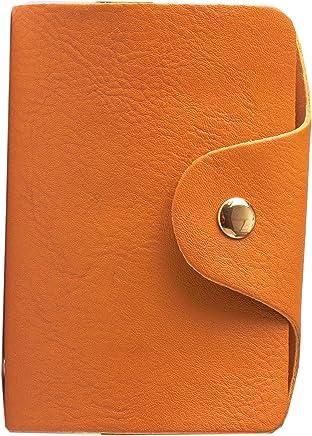 16ポケット カードケース メンズ レディース 共用 ナチュラル