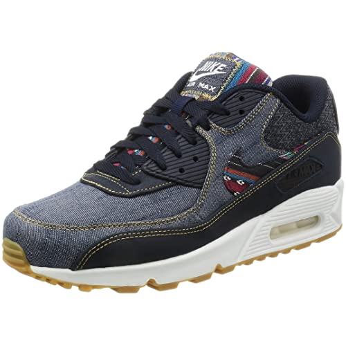 the best attitude c102f 619ce Nike Air Max 90 Premium Mens Fashion-Sneakers 700155