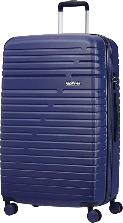 Trolley american tourister aero racer spinner 79 expandable - 4.5 kg 115 liters, blu (nocturne blue) 116990/2375