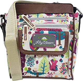 Lily Bloom Jamie Crossbody Bag