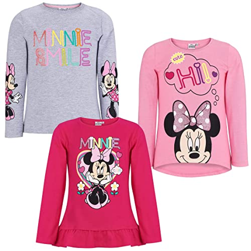 1a053dd9a Minnie Mouse Clothes for Toddler Girls  Amazon.co.uk