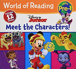 Disney Junior: Meet the Characters
