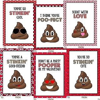 poop valentines day