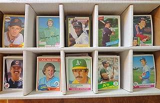 1979 topps baseball key cards