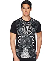 Versace Jeans - Embellished Logo Tee