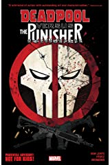 Deadpool vs. The Punisher (Deadpool vs. The Punisher (2017)) Kindle Edition