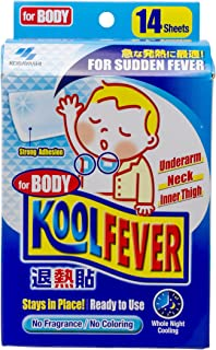 Koolfever for Body, 14 Count