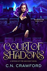 Court of Shadows (Shadow Fae Book 1) Kindle Edition
