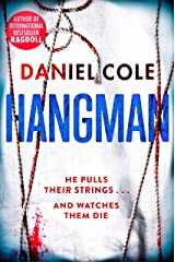 Hangman: A gripping detective thriller from the bestselling author of Ragdoll (A Ragdoll Book Book 2) (English Edition) Format Kindle