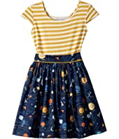Space Maddy Dress (Toddler/Little Kids)