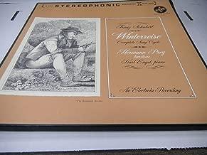 Schubert Winterreise, Op. 89 Band 1: Die Post (The Post) (Box Set)