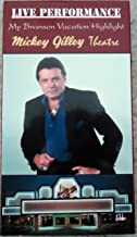 Mickey Gilley Theatre: Live Performance - My Brandon Vacation Highlight
