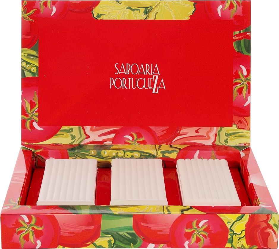 薬局理論的ブリードサボアリア ソープセット3×180g トマト