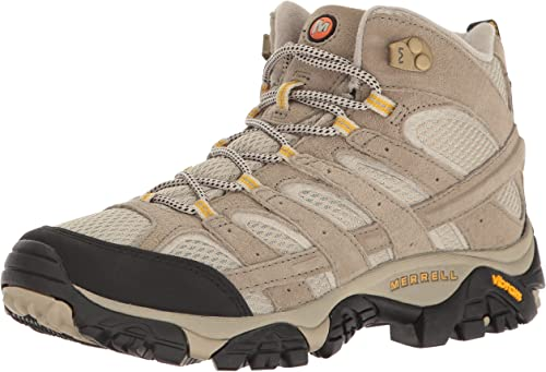 Merrell Wohommes Moab 2 Vent Mid Hiking démarrage, Taupe, 5.5 W US