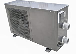 inground pool heater installation