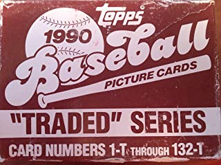 1990 Topps Traded set - FACTORY SEALED