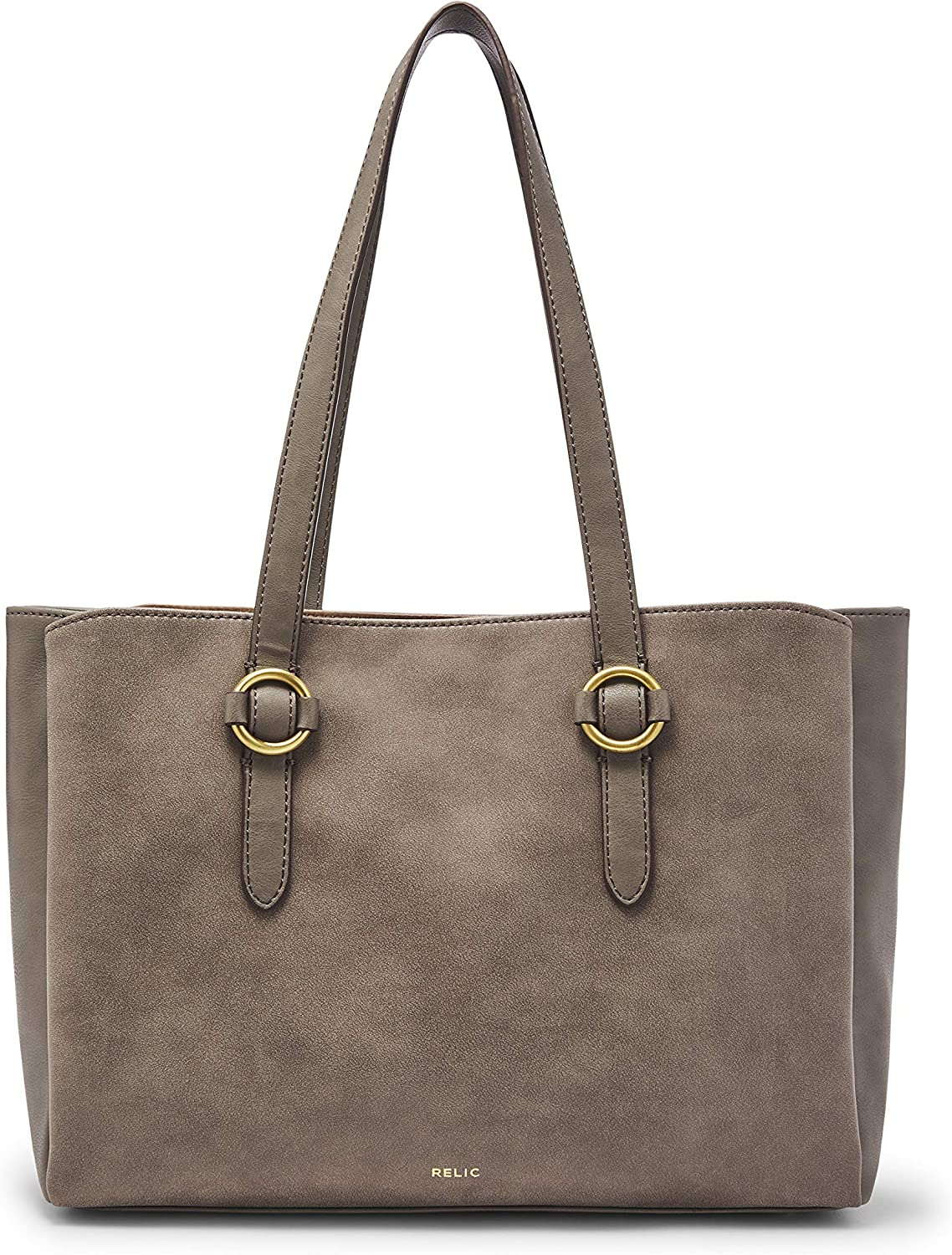 Relic by Fossil Joni shopping Strap Double Shoulder 2021 autumn and winter new Bag