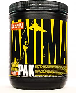 Animal Pak - The Complete All-in-one Training Pack - Multivitamin for Men, Amino Acids, Performance Complex, Zinc and More...