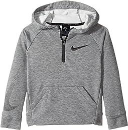 Nike Kids - Dri-FIT Fleece 1/4 Zip Pullover (Little Kids)