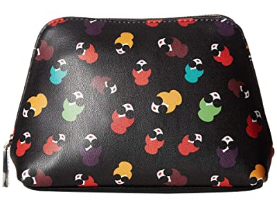 Alice + Olivia Nikki Printed Cosmetic Case (Rainbow Stace) Wallet