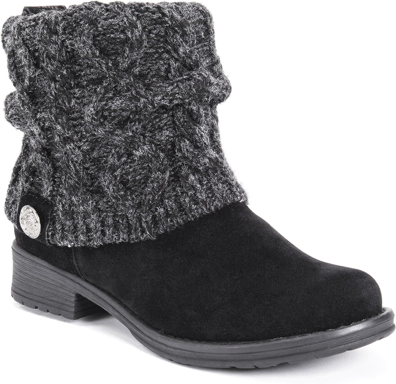 MUK LUKS Womens Women's Patrice Boots Fashion Boot