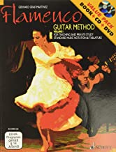 Flamenco Guitar Method: for Teaching and Private Study. Vol. 1. Gitarre. Ausgabe mit CD  DVD.