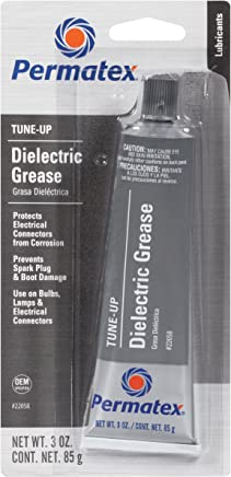 Permatex 22058-6PK Dielectric Tune-Up Grease, 3 oz. (Pack of