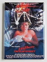 Nightmare on Elm Street Movie Poster Fridge Magnet