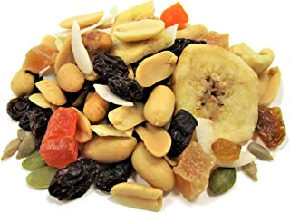 Tropical Trail Mix by Its Delish | Gourmet Mix of Nuts and Dried Fruit (5 lbs)