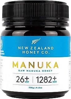 New Zealand Honey Co. Raw Manuka Honey UMF 26+ / MGO 1282+ | 250g