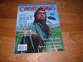 Cowboys & Indians magazine, June 2011-Great Movie Indians-Kicking Bird (Graham Greene) from Dances With Wolves on cover-Special Collector's Edition.