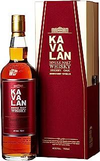 Kavalan Single Malt Whisky Sherry Oak Taiwan 1 x 0.7 l