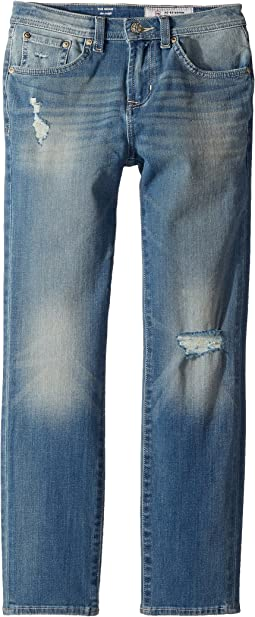 Slim Straight Jeans in 20 Years Grunge (Big Kids)