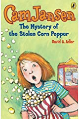 Cam Jansen: The Mystery of the Stolen Corn Popper #11 Kindle Edition