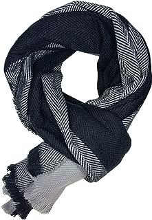 Plaid Fashion Scarf Super Soft Luxurious Winter Scarves Unisex