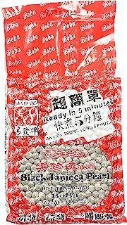 E-Fa Brand Premium Grade Black Tapioca Pearls (6.6 lb) [Bubble Tea]