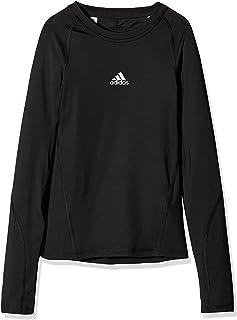 adidas Ask LS tee Y Long Sleeved t-Shirt Niños