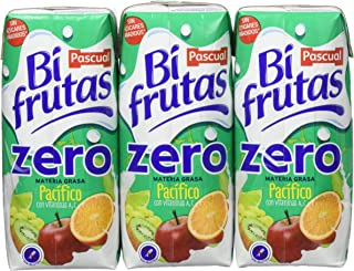 comprar comparacion Bifrutas Zumo Leche, Sabor Pacifico - Paquete de 6 x 990 ml - Total: 5940 ml