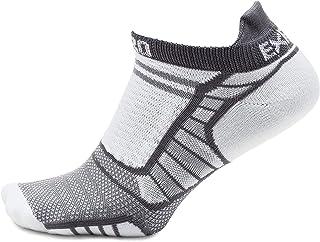 جوارب للجنسين من Thorlos Experia مقاس XPTU للجري فائقة الرقة لا تظهر -  Xptu Running Ultra Thin No Show Sock Small
